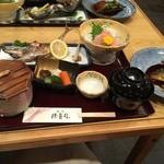 割烹 福寿司 -