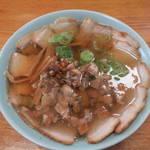 らーめん家 - ダブルチャーシュー麺1000円
