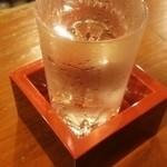 立飲山 - 国盛   半田郷  純米吟醸  1合   310円