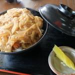 わか宮食堂 - カツ丼