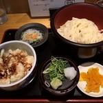50696008 - 【2016/5】小えび天丼定食(もり)