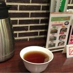 50697806 - ウーロン茶ポットがあり、セルフで飲めます