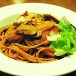 もんぶらん - 料理写真:ナポリタン