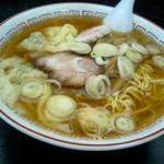 507620 - わんたん麺