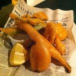 イタリアンバル UOKIN 池袋店 - 魚介と野菜のフリット