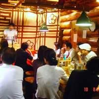 阿留酎 - 2ヶ月に一回阿留酎寄席をやっています。露の団姫さん、笑福亭喬介さん、桂三段さんがレギュラーで出演されます。