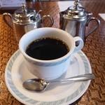 レストラン 西洋軒 - オムライスランチのコーヒー