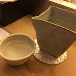 鮨竜 - 日本酒