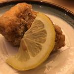 鮨竜 - かすべ唐揚げ