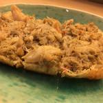 鮨竜 - 毛ガニ味噌