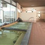 天塩川温泉 - 温泉内風呂