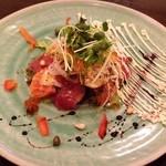 AZICA - お魚のカルパッチョ仕立て