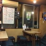 大衆酒場 富士川 - 2階席