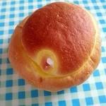 やない菓子舗 - 生クリームあんパン