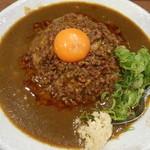 50709051 - 台湾カレー(ご飯大盛り無料350g)にんにくあり