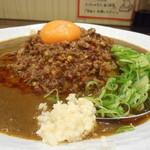 50709059 - 台湾カレー(ご飯大盛り無料350g)にんにくあり