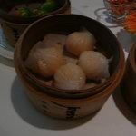 チャイナ - 海老蒸し餃子