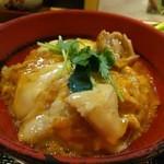 50711877 - 「比内地鶏のミニ親子丼」です