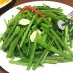 50711885 - 空心菜の炒め