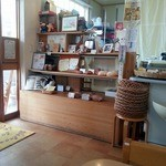 Shop cafe 美花夢 - 店内1