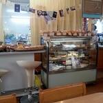 Shop cafe 美花夢 - 店内2