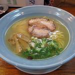 鴫野食堂 - 牡蠣中華そば
