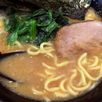 せい家 - 太麺ノーコール