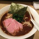 菜 - 濃口かつおらーめん(750円)