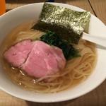 菜 - 塩らーめん(750円)