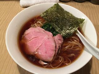 菜 - 醤油らーめん(750円)