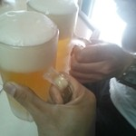 50719426 - 昼の12時から乾杯