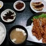 50719619 - 唐揚げ定食