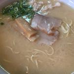 麺屋 一忠 - イチオシ「鶏白湯」。