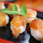 かあちゃん - 鼈甲寿司