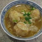 沾仔記 - 雲呑麺