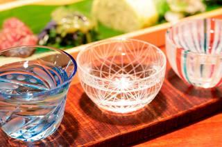ひがし中野 しもみや - 【人気】日本酒の利き酒セット