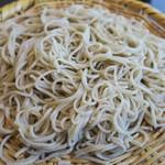 50726055 - せいろ蕎麦(大盛り)