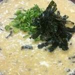天然すっぽん料理  鱧料理 季節料理 万両 - この雑炊が日本一!フグや鶏鍋の雑炊なんて比じゃない美味しさ!甘みがハンパない!