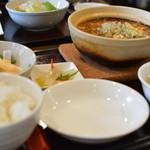 中華食堂 あんじょう - 5/7再訪 麻婆豆腐ランチ