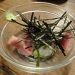 米家 - 鮪と山芋