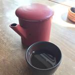 そば岡部 - 160507 蕎麦湯