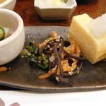 家族亭 - 三種の惣菜