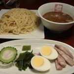 Tsukemensakura - つけ麺大800円(税込)