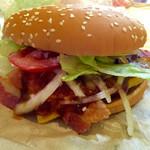 バーガーキング - BBQベーコンワッパー