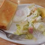 コニファー - 料理写真:レギュラーモーニングセット