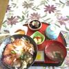 道の駅 鷹ら島 - 料理写真:おとこめし(上)