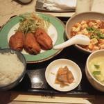 北京料理桂蘭 - 日替わりの桂蘭ランチ950円(税込)