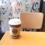 タリーズコーヒー - 本日のコーヒー。ピッコロバンビーノtall 370円 20160508