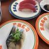 Kuroshiozushiminoshimaten - 料理写真:マグロ、〆鯖