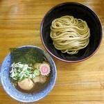 中華蕎麦 サンジ - 味玉つけ蕎麦(小)